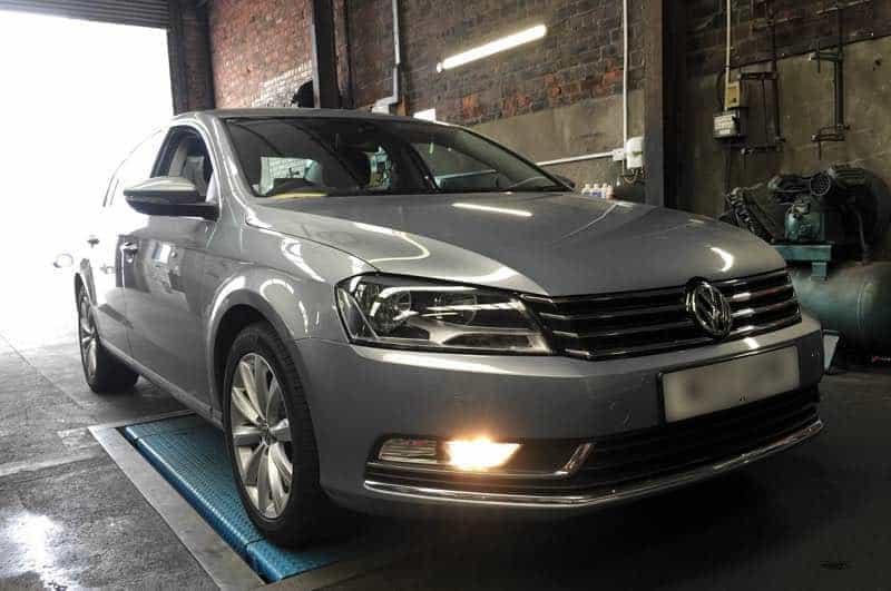 VW Garage Glasgow