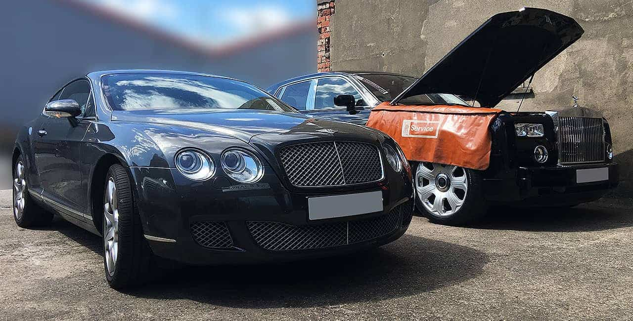 Bentley Glasgow