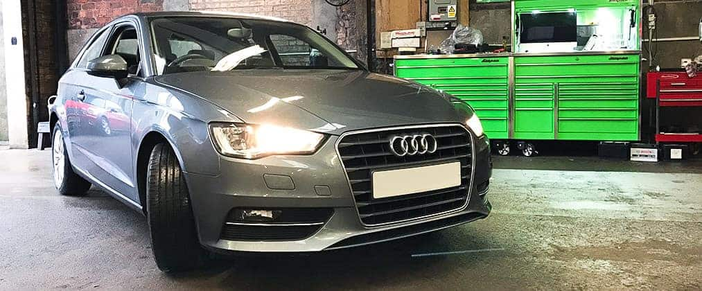 Audi garage glasgow independent audi service repair for Garage audi frejus