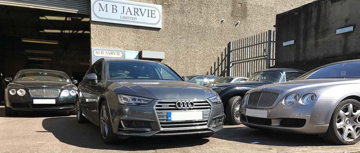 Audi Garage Glasgow