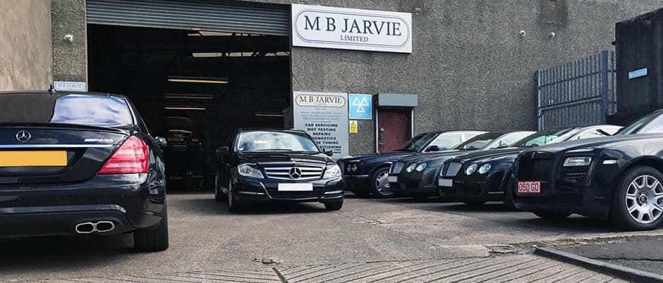 Mercedes Specialist Glasgow