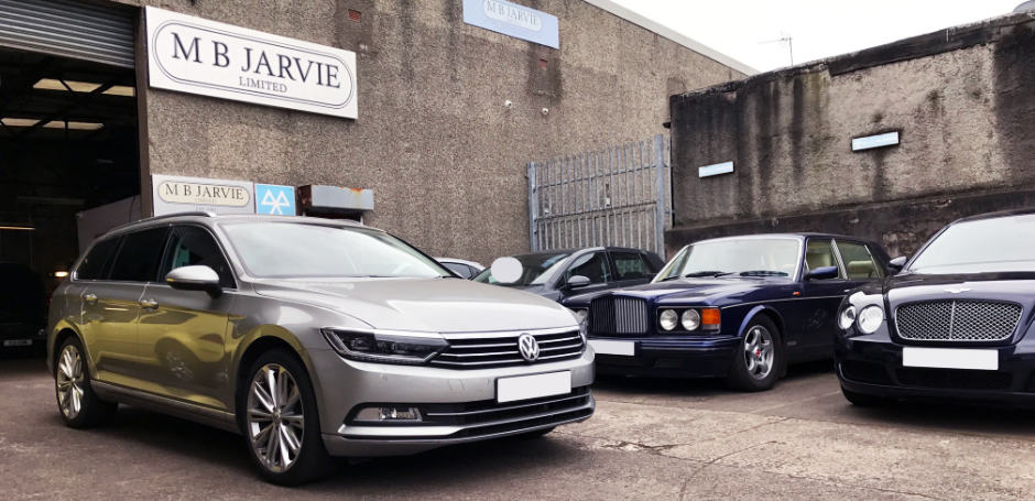 VW Garage Glasgow