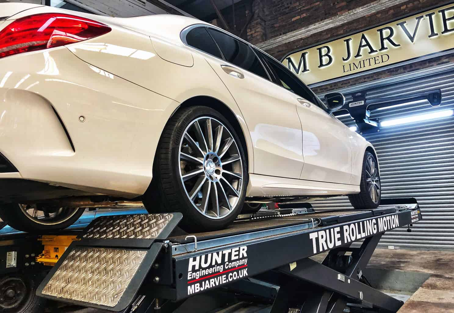 wheel alignment glasgow